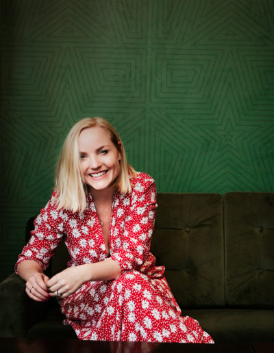 Portrait - Kerry Ellis - Albert Hall - Portrait Photographer - London Photographer