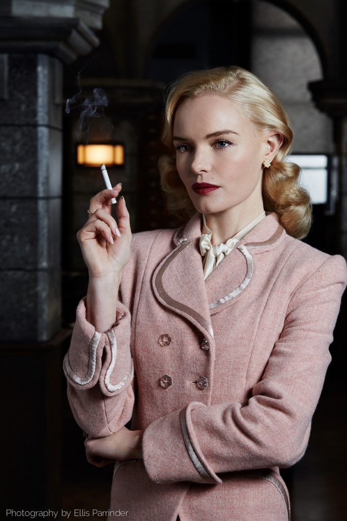 Retouching - Kate Bosworth - Sam Riley - Ellis Parrinder - BBC - SS-GB