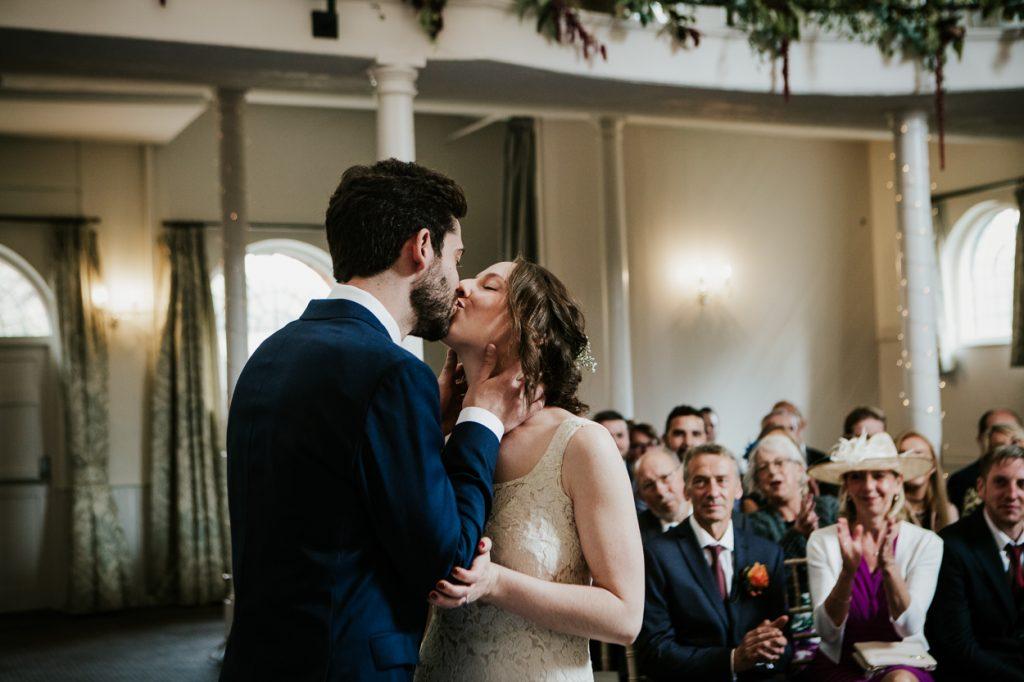 Wedding - wedding photographer - wedding photography - bridal photography - old amsersham - kings chapel -