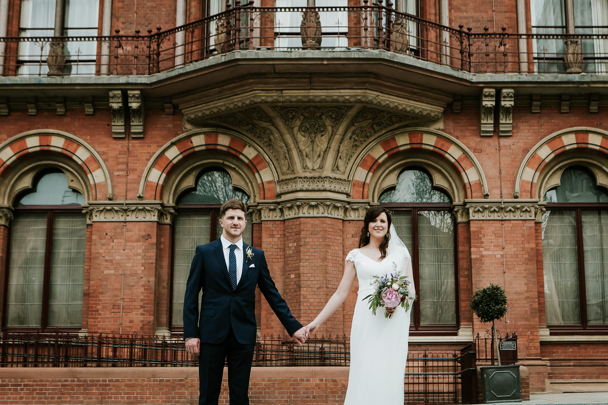 Wedding - Camden Town Hall
